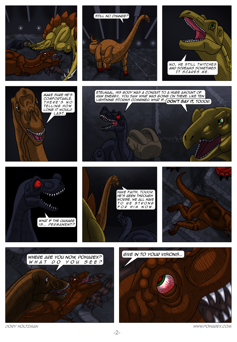 Poharex Issue #13 Page #2