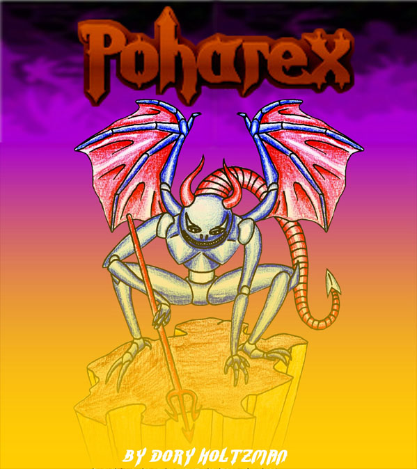 Poharex Issue #7 Cover