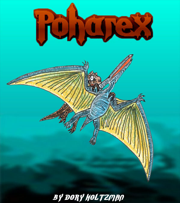 Poharex Issue #5 Cover