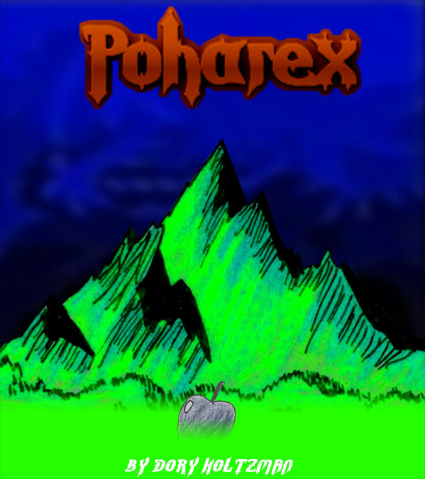 Poharex Issue #4 Cover