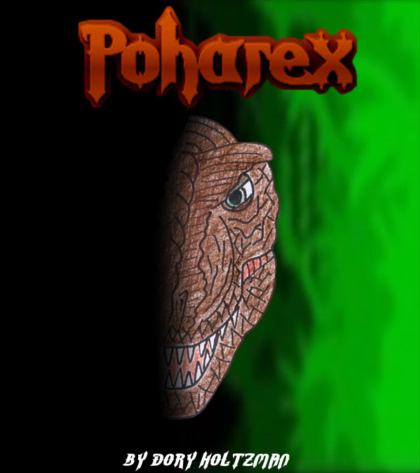 Poharex Issue #1 Cover