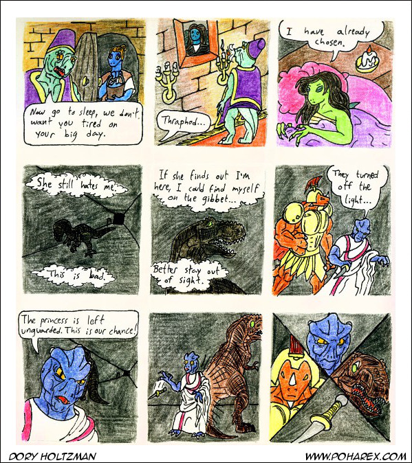 Poharex Issue #11 Page #9