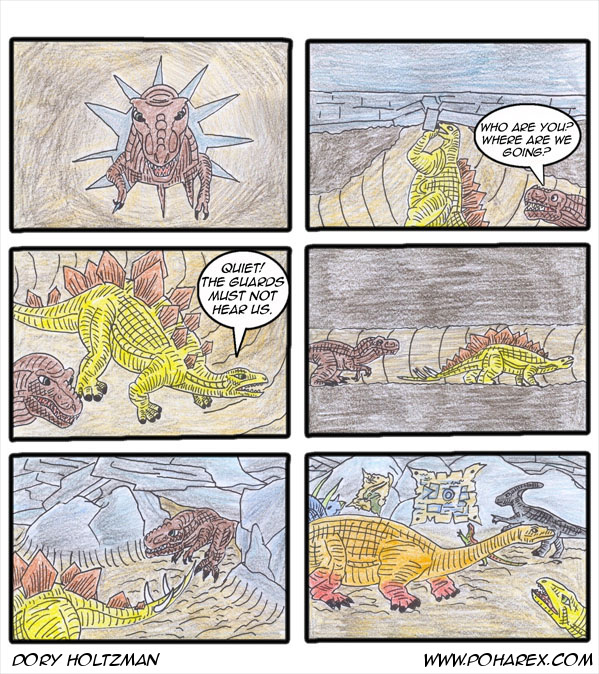 Poharex Issue #1 Page #11