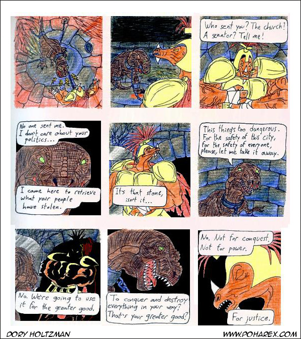 Poharex Issue #11 Page #16