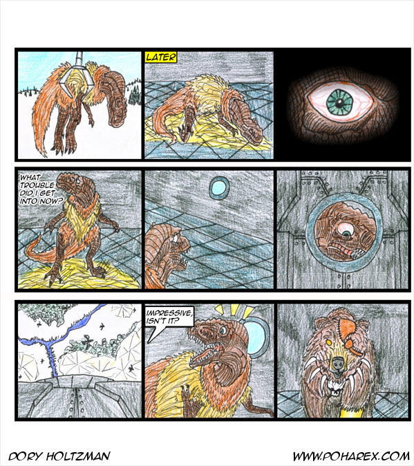 Poharex Issue #5 Page #11