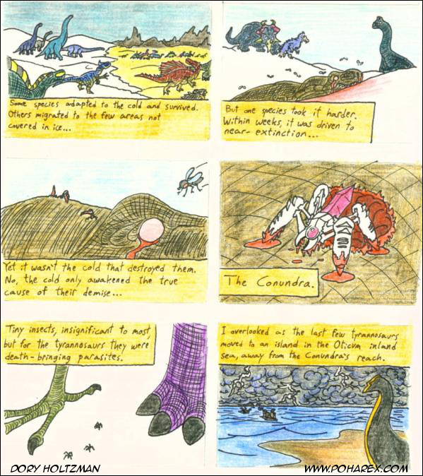 Poharex Issue #10 Page #2