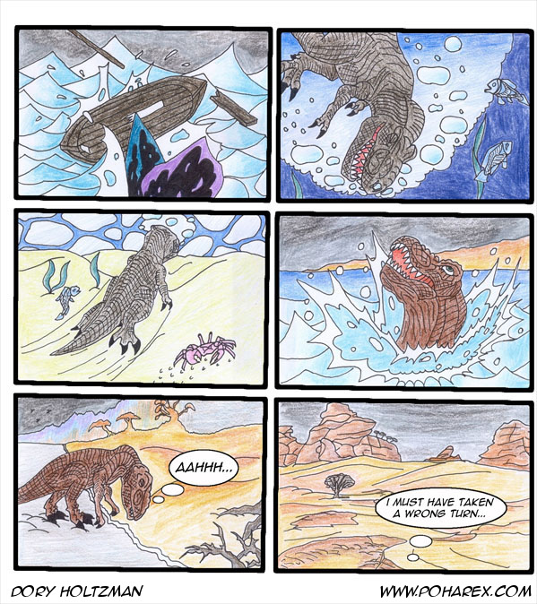 Poharex Issue #1 Page #3