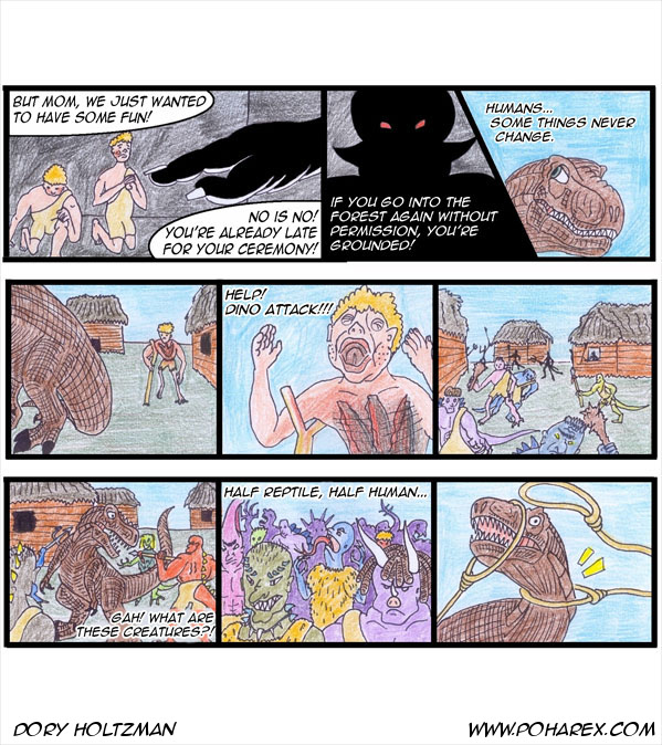 Poharex Issue #3 Page #6