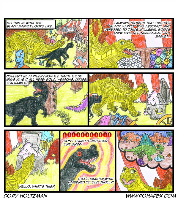 Poharex Issue #6 Page #8