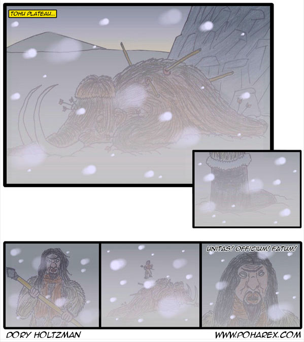 Poharex Issue #5 Page #1