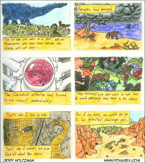 Poharex Issue #10 Page #3