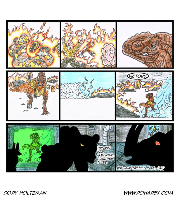 Poharex Issue #5 Page #9
