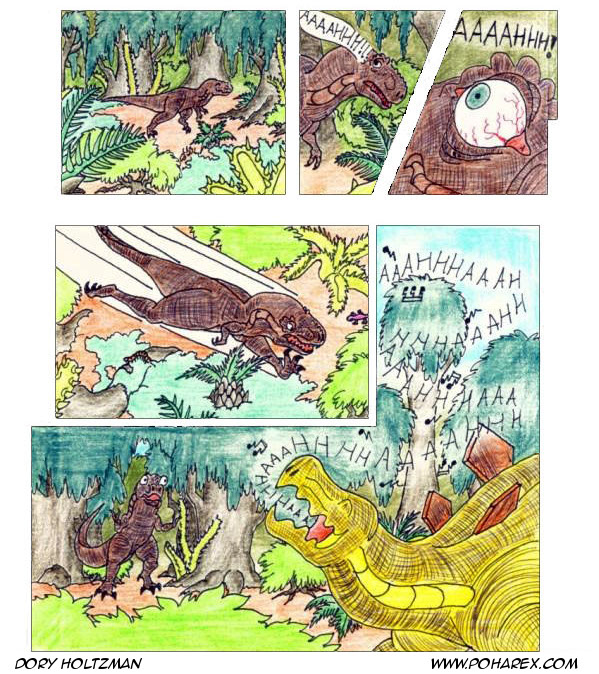 Poharex Issue #9 Page #1