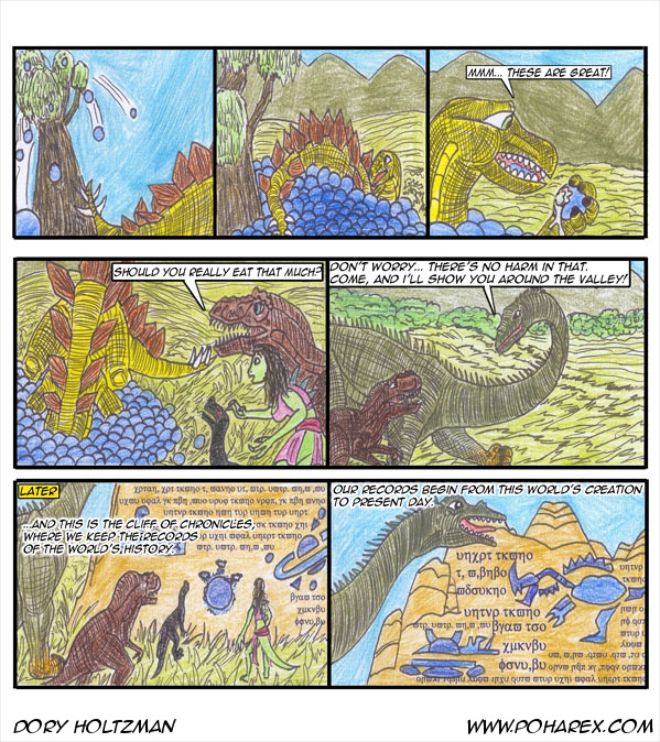Poharex Issue #4 Page #8