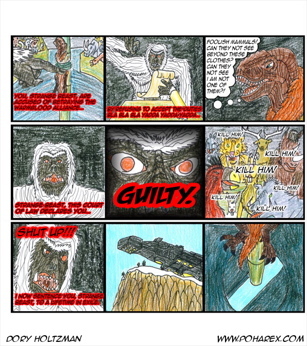 Poharex Issue #5 Page #14