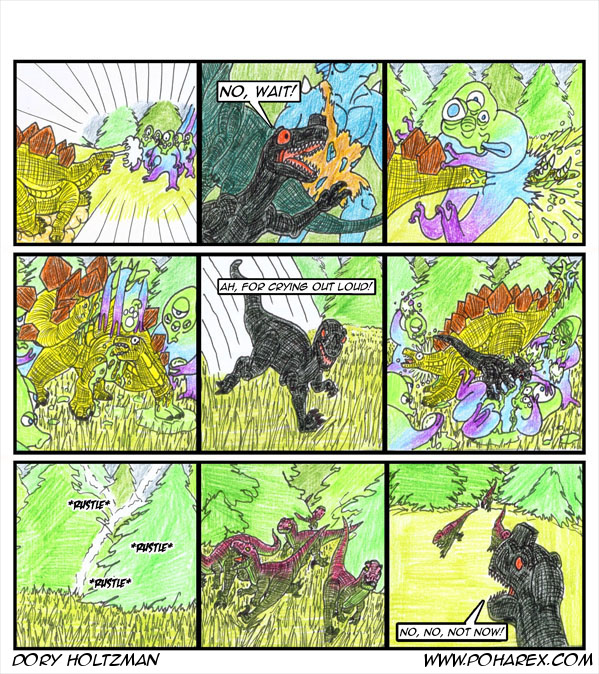 Poharex Issue #6 Page #13