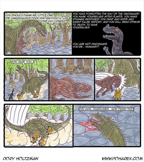 Poharex Issue #4 Page #11