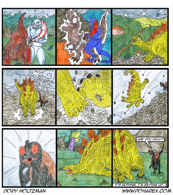 Poharex Issue #8 Page #12