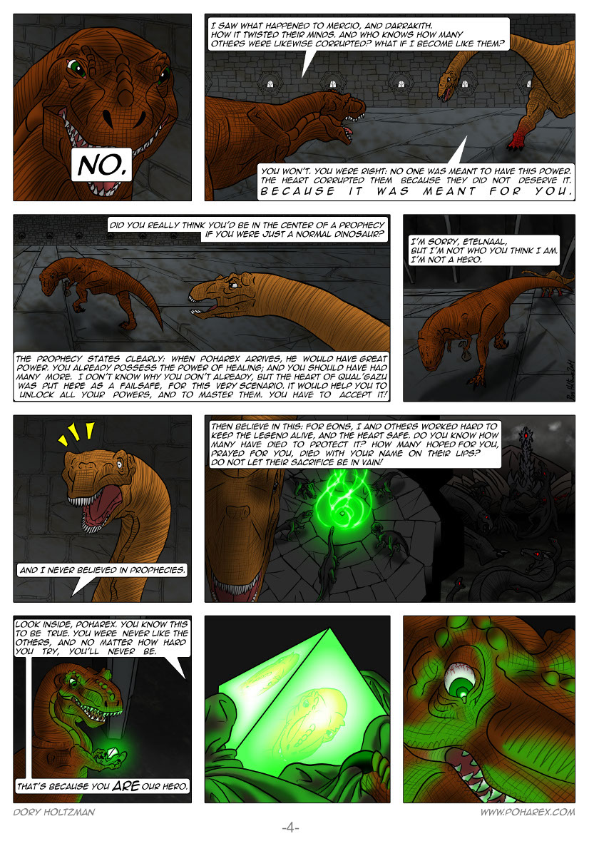 Poharex Issue #12 Page #4