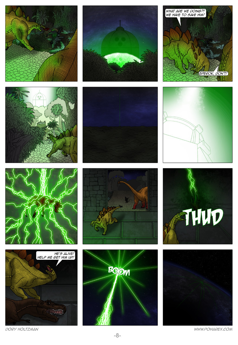 Poharex Issue #12 Page #8