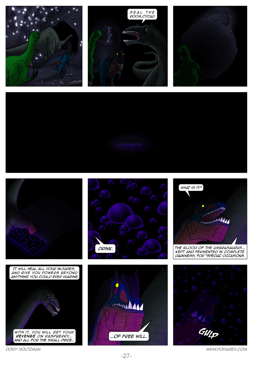 Poharex Issue #12 Page #27